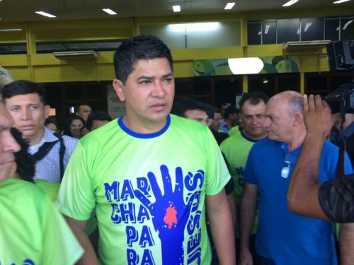 Bi Garcia é condenado no TCE a devolver 28 milhões aos cofres públicos