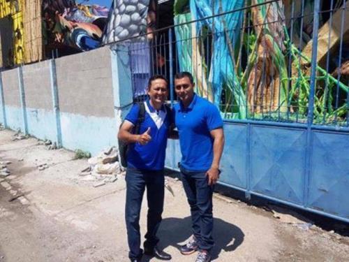 Babá Tupinambá vereador e Rossy Amoêdo deputado estadual
