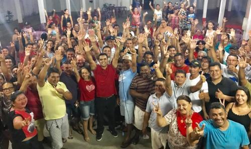Israel Paulain  consolida Formigueiro e liderança política em Nhamunda para 2018 e 2020