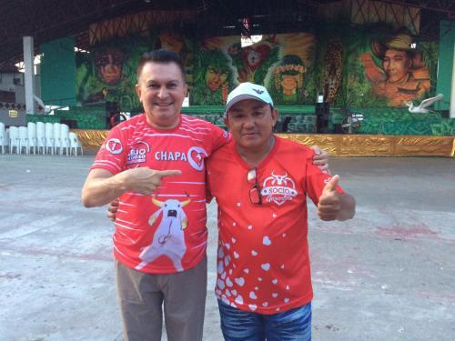 Alfredo Nascimento será candidato ao senado em 2018, anuncia Sabá Reis