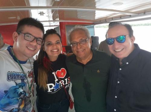 Gonçalves vão deixar PROS pelo PSD ou PDT