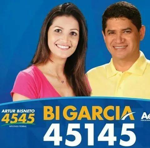 Michele Valadares soma e saindo candidata é imbatível no grupo do prefeito Bi Garcia