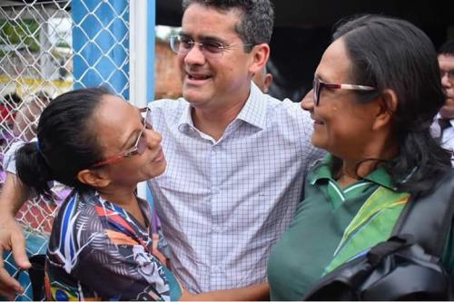 David Almeida assina termo de cooperação em Boa Vista do Ramos e Nhamundá