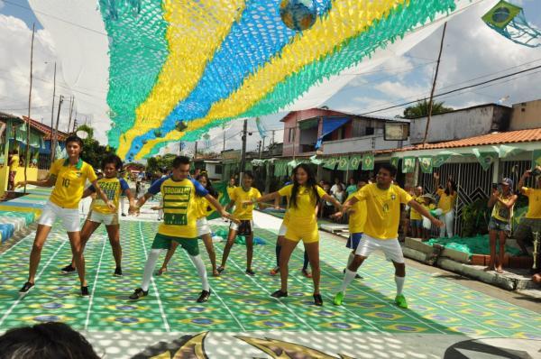 Concurso Ruas Enfeitadas da Copa distribui R$ 6 mil em prêmios