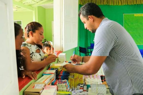 Prefeitura de Maués reforça campanha de vacinação contra sarampo