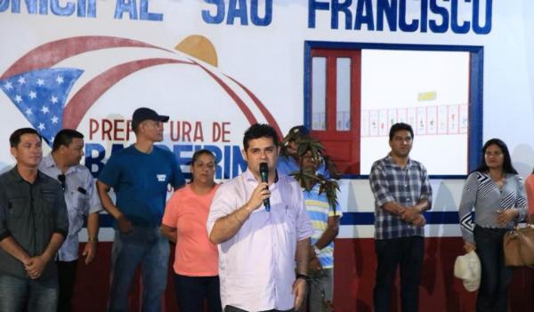 Prefeitura de Barreirinha prepara entrega do Mercado Municipal e Praça da Bandeira