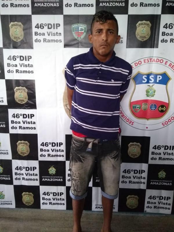 PM prende acusado de furto e tráfico em Boa Vista do Ramos