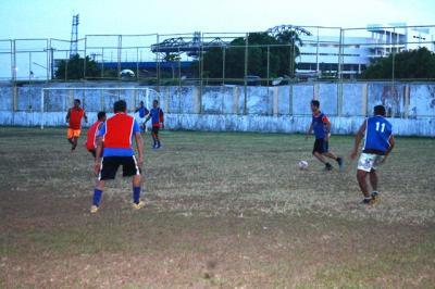 Copa dos Rios: Seleção Parintinense de Master intensifica Treinamentos