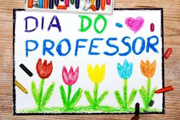 Parabéns professores de Parintins e do Mundo