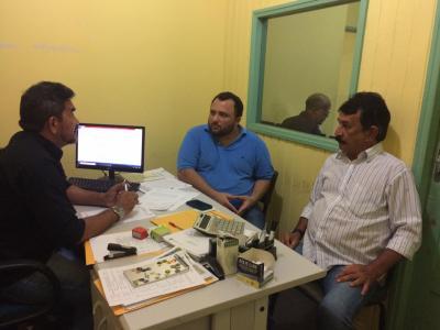 Prefeitura e Ministério da Agricultura definem políticas para o setor primário