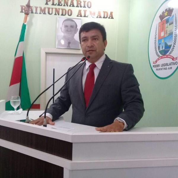 Telo Pinto será eleito presidente da Câmara de Parintins