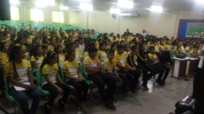 Pré-conferências do CMDCA mobilizam escolas em Parintins