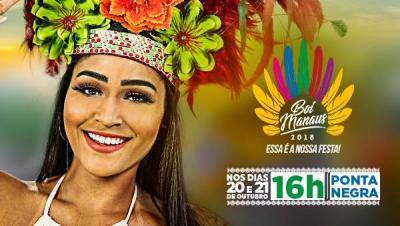 Boi Manaus 2018 – Essa é a nossa Festa