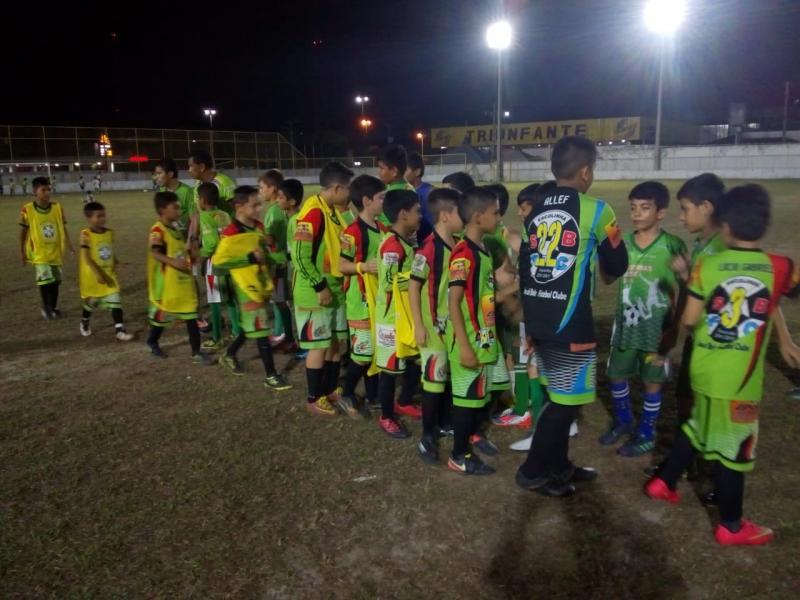 Copa Parintins de Futebol de Base na reta final