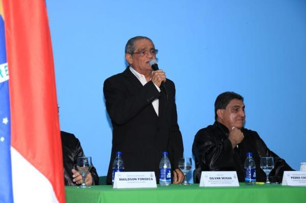 Assembleia Legislativa homenageia ex-prefeito de Barreirinha Gilvan Seixas