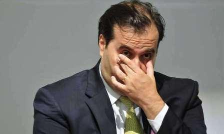 Dez partidos fecham apoio à candidatura de Rodrigo Maia pela reeleição