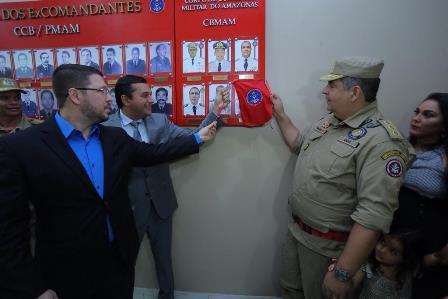 Governador Wilson Lima anuncia ampliação de bases do Corpo de Bombeiros