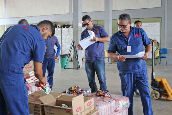 Prefeitura de Manaus concluiu distribuição da merenda escolar 2019