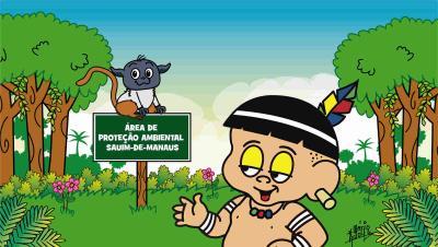 Preserve a natureza e proteja o Sauim de Manaus