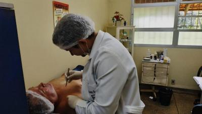 Parintins fez 150 cirurgias dermatológicas em 2018