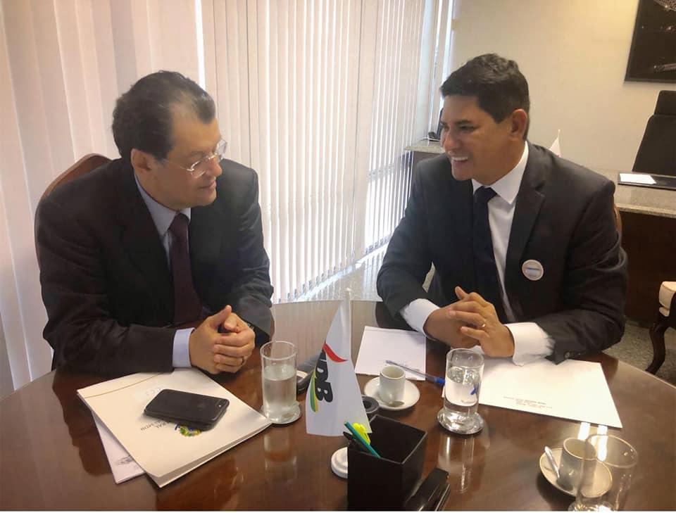 Bi Garcia e Eduardo Braga 1