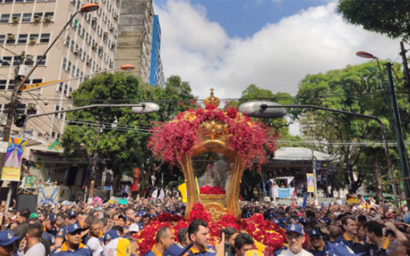 Círio de Nossa Senhora de Nazaré Belém do Pará 2019
