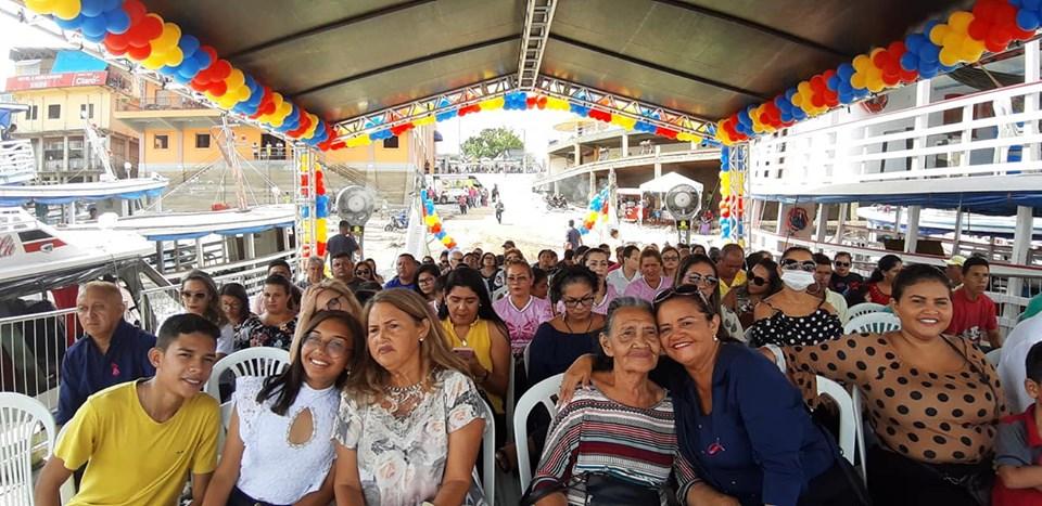 Familia de Ligia Loyola