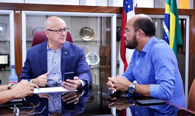 General Hamilton Mourão vice-presidente, visita Manaus dia 10 de dezembro  Cabo Maciel