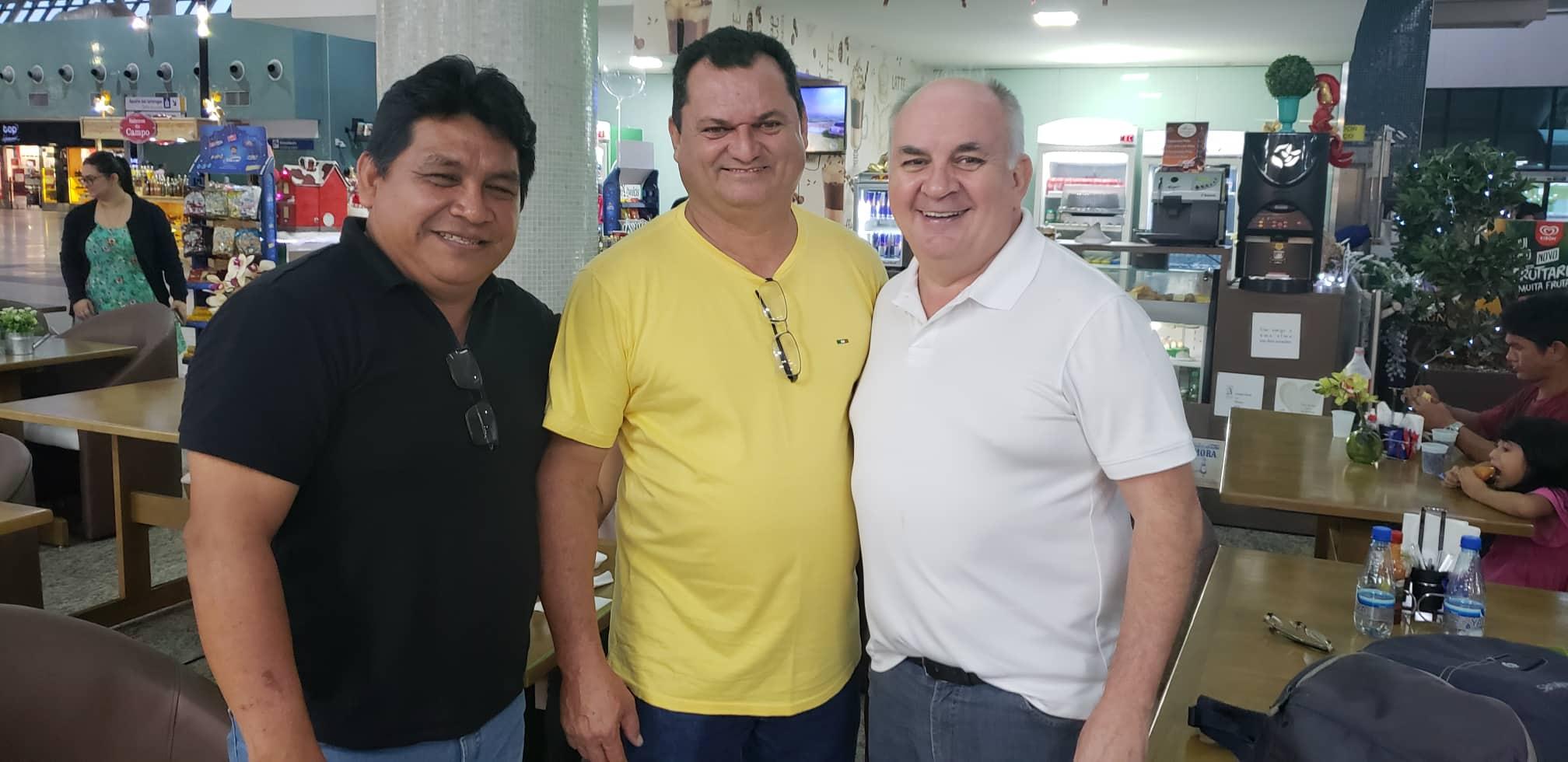 Luis Picanço vice prefeito de Barreirinha