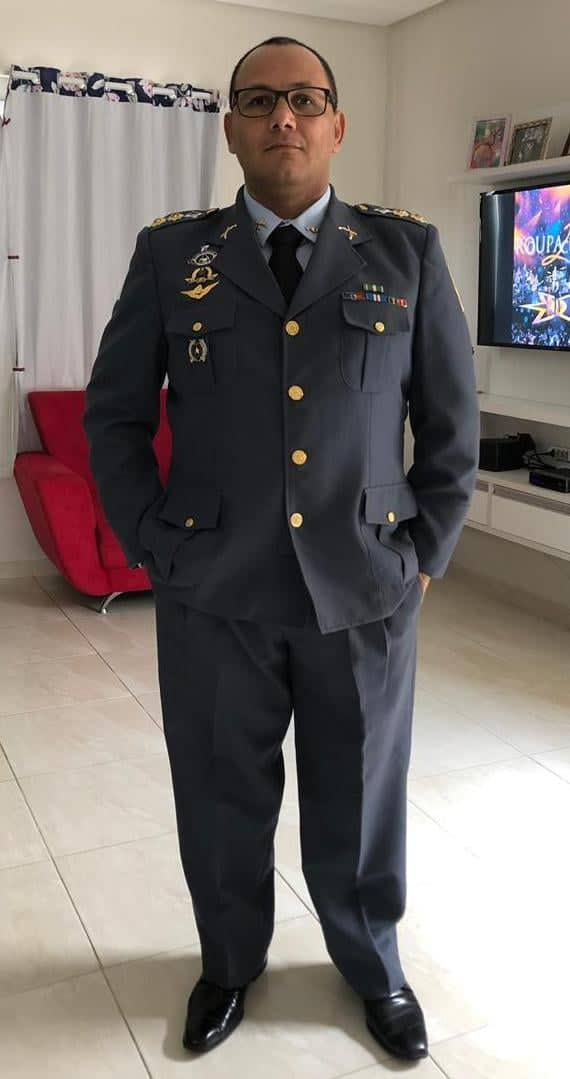 Tenente Coronel Corrêa Junior Bonades 1